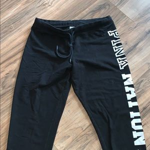 PINK Victoria's Secret Sweatpants Legging